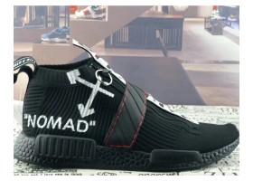New 2018 NMD City Sock Black