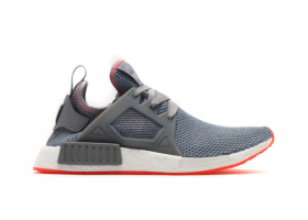 Adidas NMD XR1 Grey Solar Red BY9925
